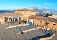 Terrasse panoramique MP Karting