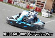 Kart injection 22 cv